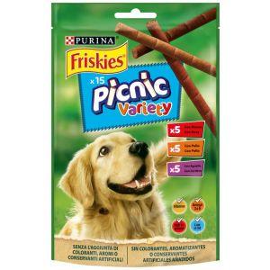 Snack perro picnic surtido  friskies 15k