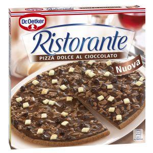 Pizza de chocolate ristorante 300g