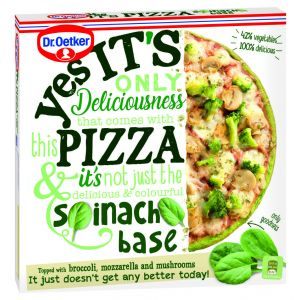 Pizza  espinaca dr.oetker 345g