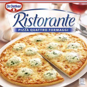 Pizza 4 formaggi ristorante  340g