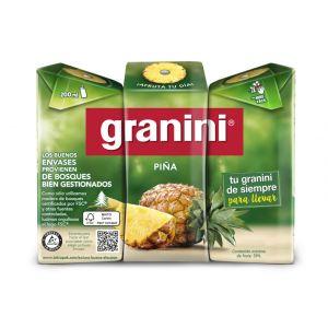Nectar  piña granini  p3x20cl