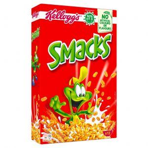 Cereales smacks kellogg's 375g