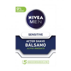 Balsamo aftershave sensitive nivea 100ml
