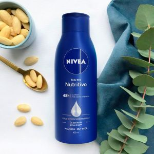 Body milk nutritivo nivea 400ml