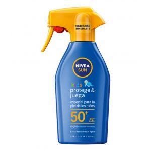 Protector solar nivea spray niños fsp 50 300ml nivea