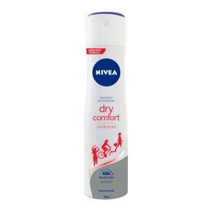 Desodorante spray dry comfort nivea 200 ml