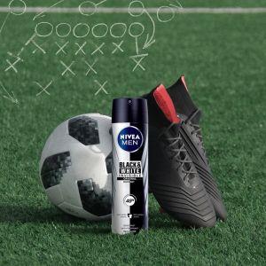 Desodorante spray para hombre invisible for black & white original nivea 200 ml