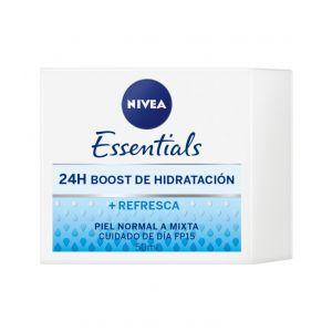 Crema hidratante día p/n nivea  50ml