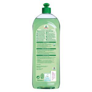 Lavavajillas mano concentrado frosch 750 ml