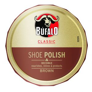 Crema calzado marron bufalo 75ml