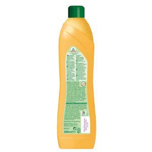 Limpiador vitrocerámica naranja frosch 500 ml