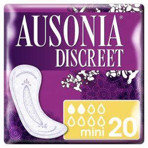 Compresas incontinencia mini ausonia discreet 20ud