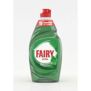 Lavavajillas mano concentrado  fairy 1015 ml