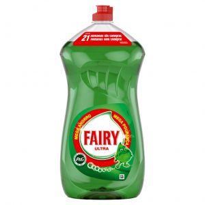 Lavavajillas mano concentrado  fairy 1410 ml
