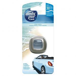 Ambientador coche marina ambipur clip 3 ml