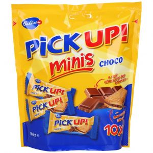 Galleta mini pick up choco bahlsen 100g
