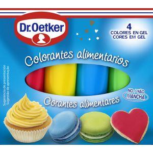 Colorante alimentario  dr.oetker 40g