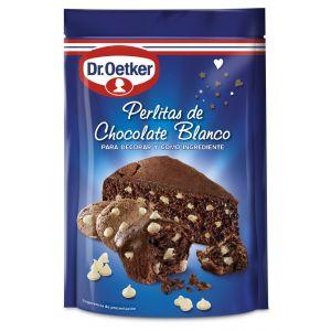 Perlitas sw chocolate  blanco dr.oetker 100g