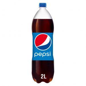 Refresco  cola pepsi pet  2l