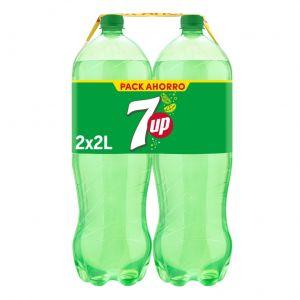 Refresco  lima-limon seven up pet p-2 2l