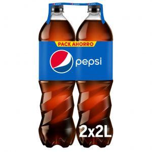 Refresco  cola pepsi pet p-2 2l
