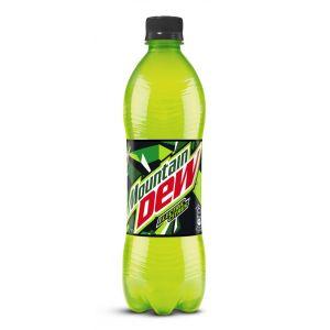 Bebida isot.  limon monuntain dew pet 50cl