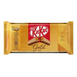 Chocolatina gold kit kat p-3x 41,5gr