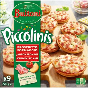 Piccolini capricciosa buitoni 270g