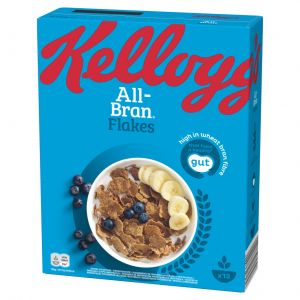 Cereales all bran flakes kelloggs 375g