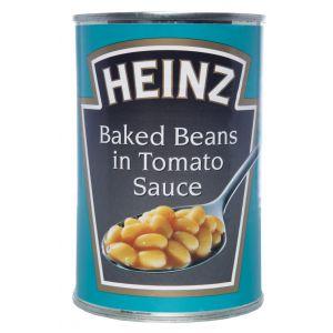 Alubias baked beans heinz 420g