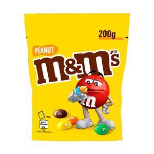 Grageas cacahuetes chocolate m-m s pouch 200g
