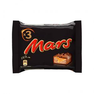 Chocolatina mars p-3x 45gr