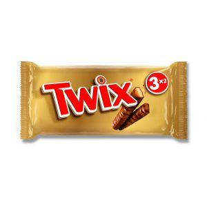 Chocolatina twix p-3x 34gr