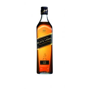 Whisky etiqueta negra j. walker botella de 70cl