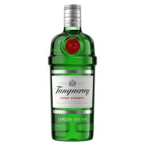 Ginebra tanqueray botella de 70cl