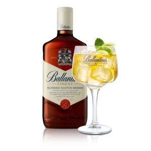 Whisky 5 años ballantines botella 70cl