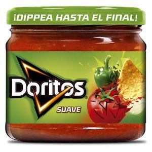 Salsa doritos dippas suave 326g