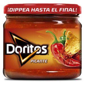 Salsa doritos dippas picante 326g