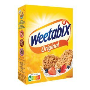Cereales de trigo entero weetabix 430g