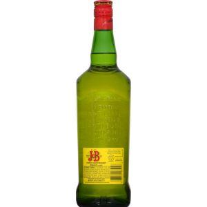 Whisky j.b. botella de 1l