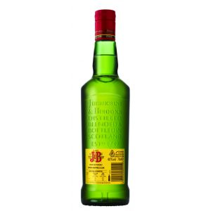 Whisky j.b. botella de 70cl