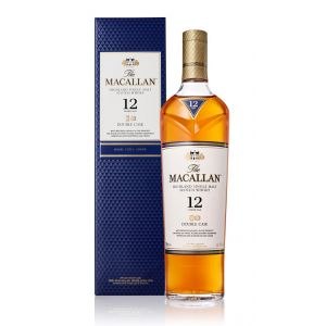 Whisky 12 años double cask macallan botella 70cl