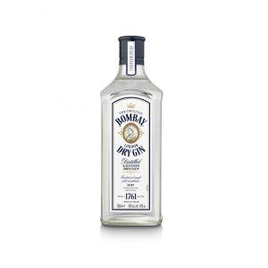 Ginebra bombay original botella de 70cl