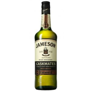 Whisky jameson caskmates stout bot 70cl