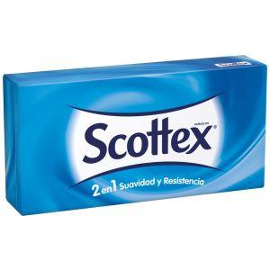 pañuelo facial scottex 70 unidades