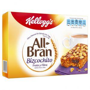 Cereales bizcochito all bran kellogg's 240g