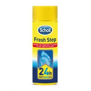 Polvos antiolores superabsorbentes calzado/pies scholl 75 gr