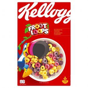 Cereales froot lopps unicornio kellogg's 375g