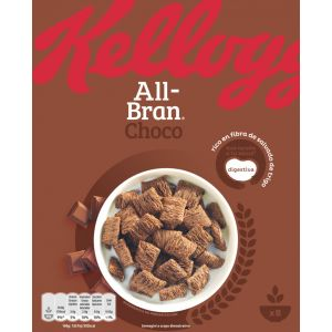 Cereales con chocolate all bran flakes kellogg's 375g