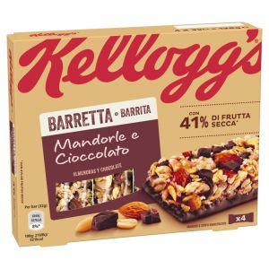Barrita almendra y chocolate kellogg's 32 g